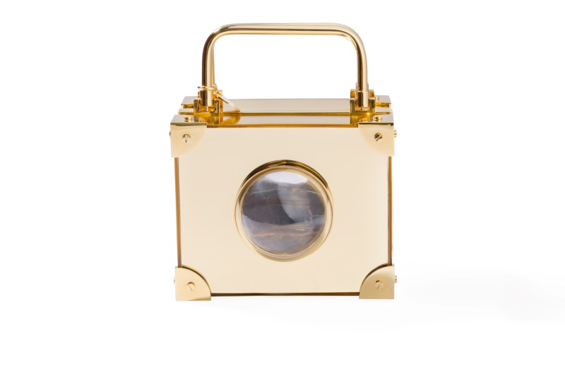 Micro Trunk -Gold