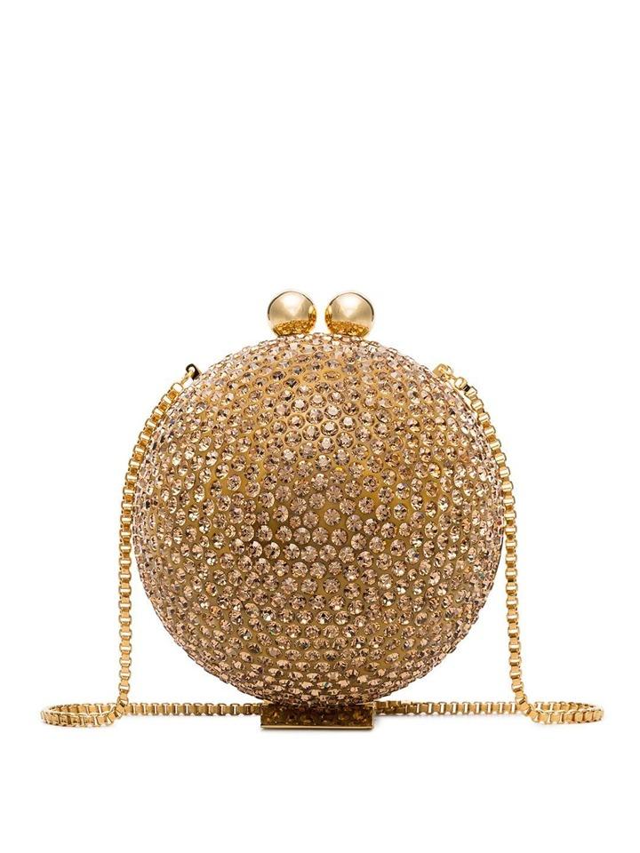 Gold Crystal Orb
