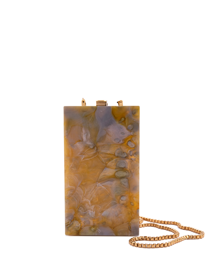 Gold Marble Capsule