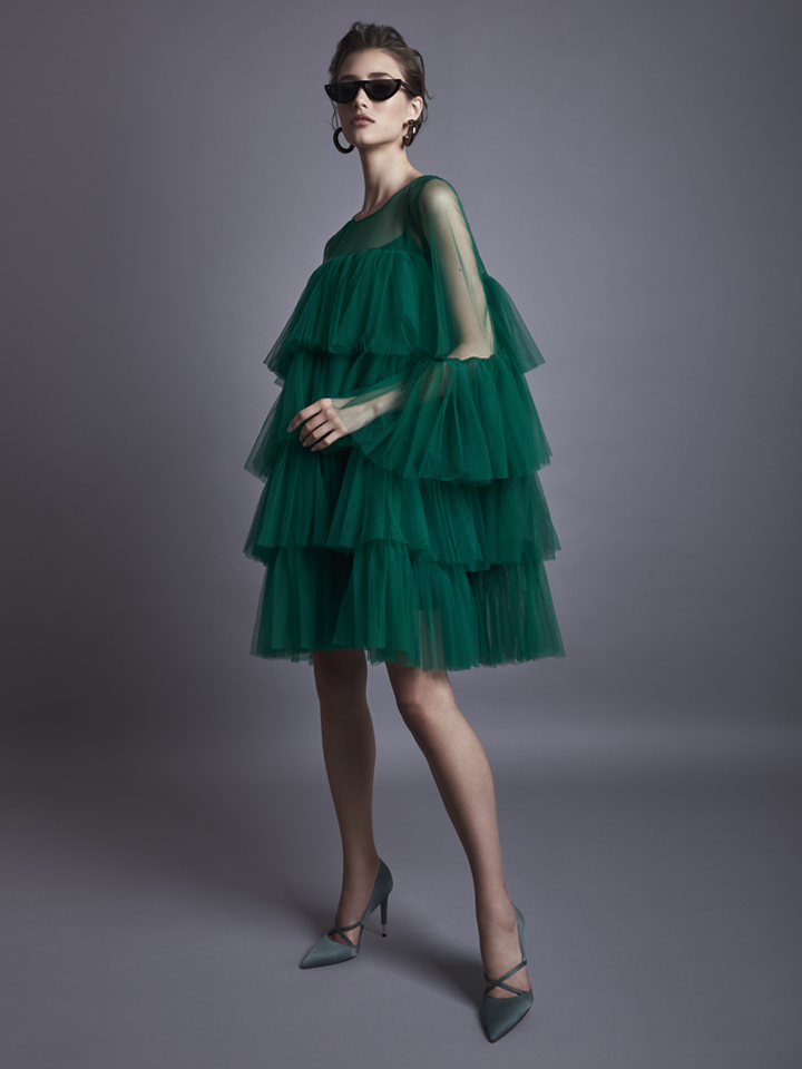 Puffy Emerald
