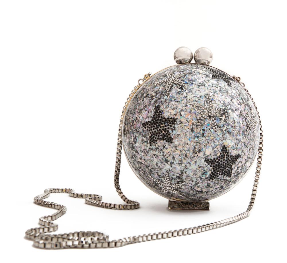 Hallograph Orb -Silver