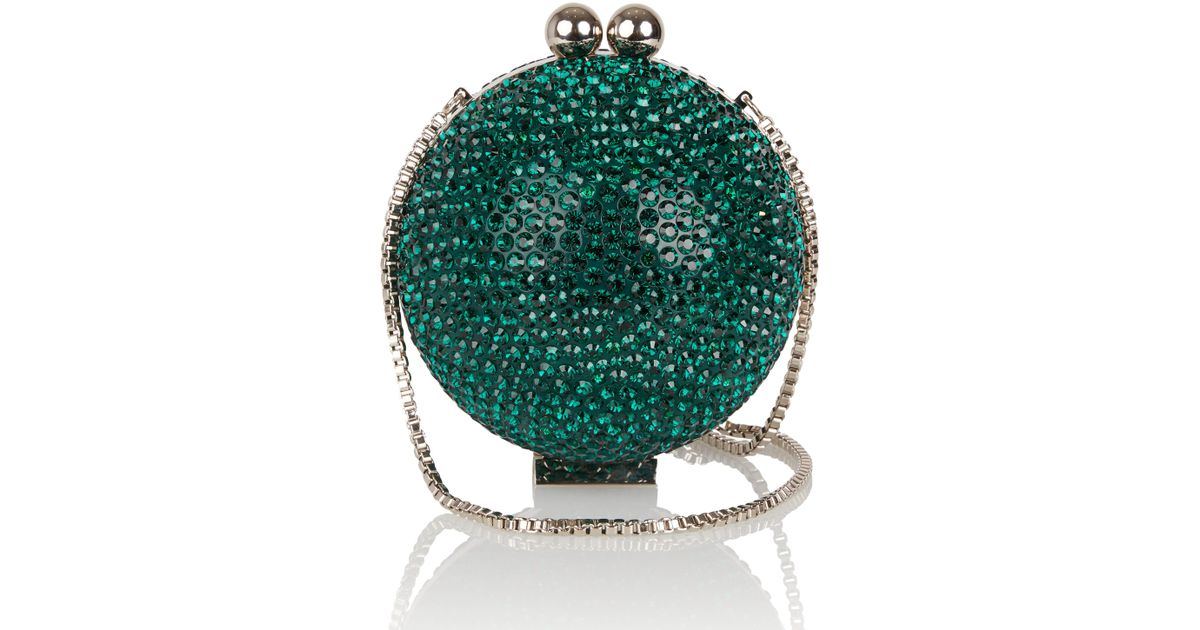 Mini Emerald Crystal Orb