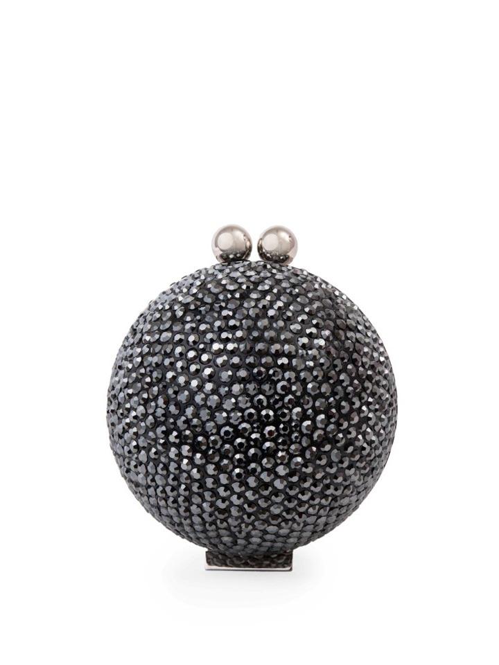 Black Crystal Orb