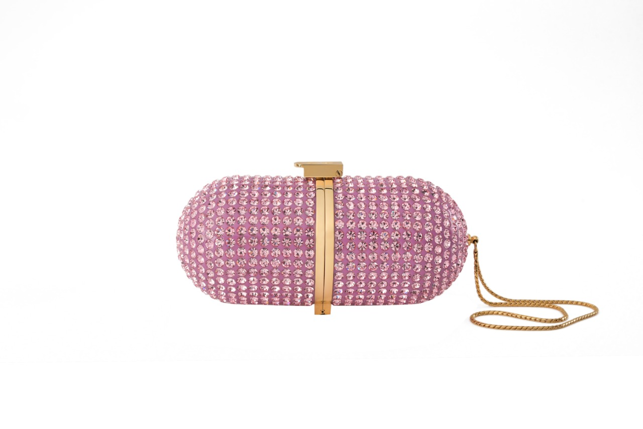 Pill Crystal Pink