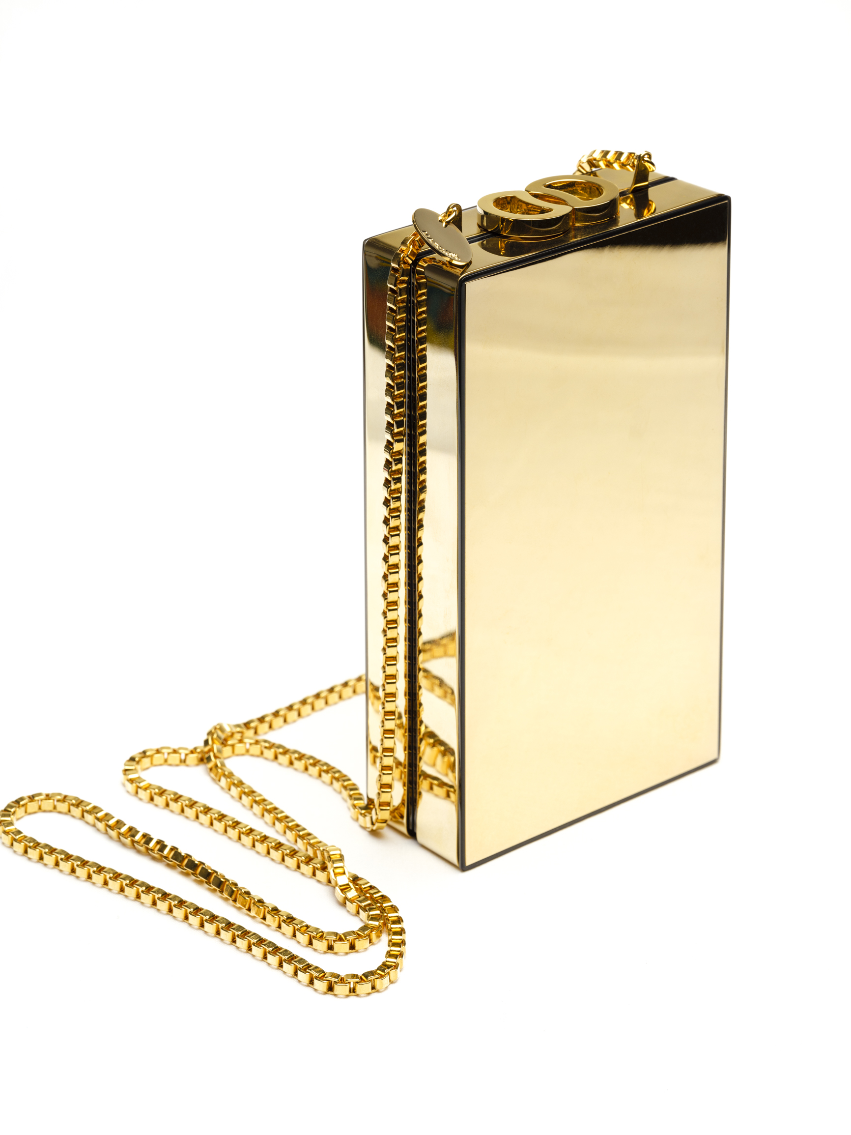 Capsule Gold -With Chain