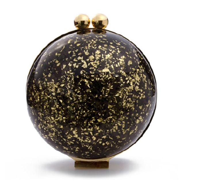 Onyx Ball -Gold