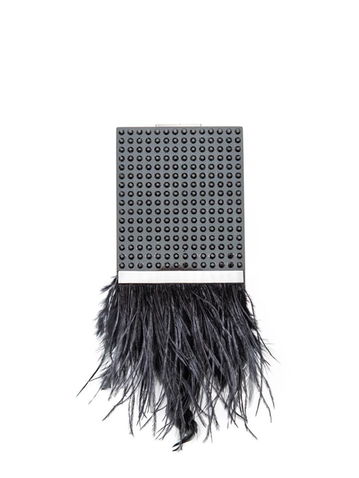Feather Capsule -Black S